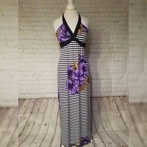 Carole Little Summer maxi dress